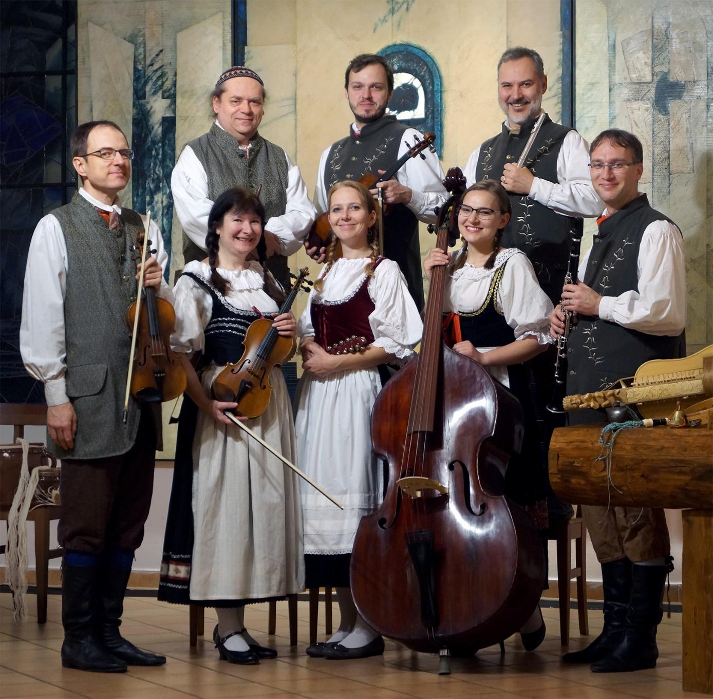 Tschechische Volkslieder